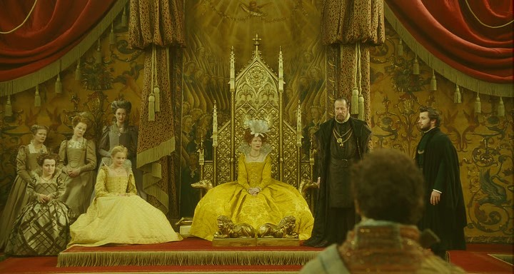Elizabeth: The Golden Age Hollywood Movie Review…