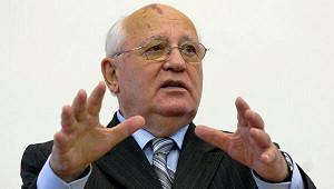Горбачев призвал одолеть пандемию безполитических игр