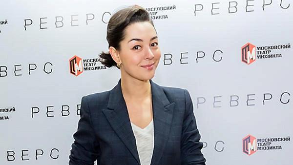 Марина Кравец посетила необычное театральное шоу