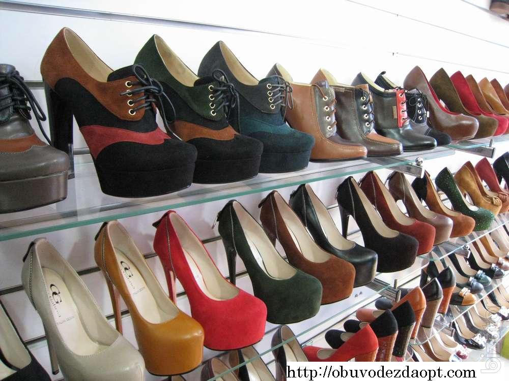 Женскую недорогую обувь в москве