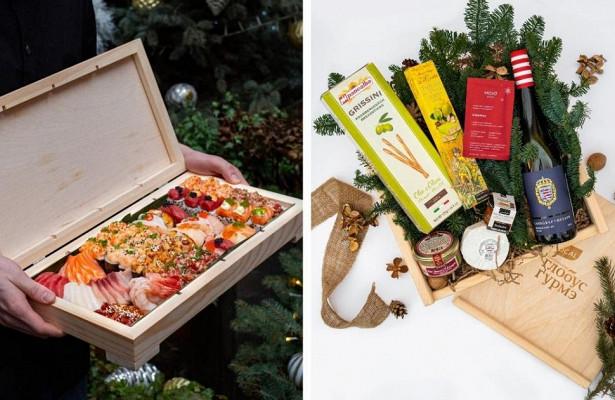 10ресторанов Москвы, гдеможно купить вкусные новогодние подарки