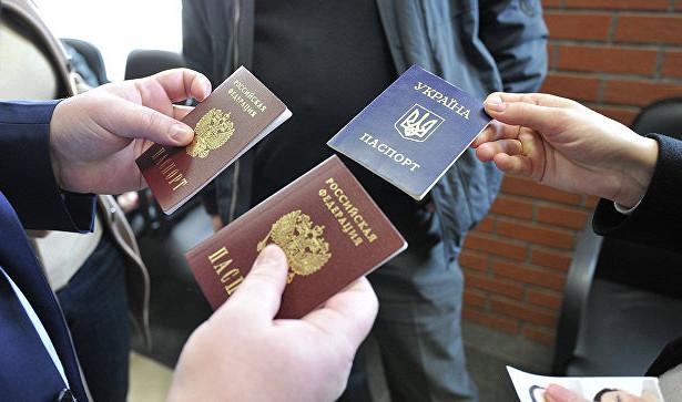 Белорусам иукраинцам упростят получение гражданства РФ