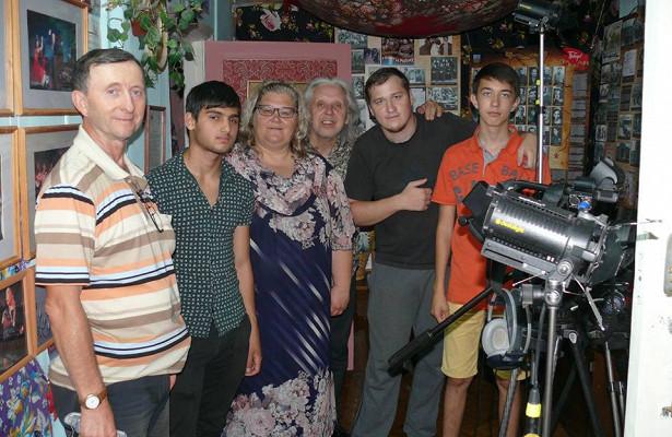 Федеральный канал покажет фильм оцеломудрии костромских цыган
