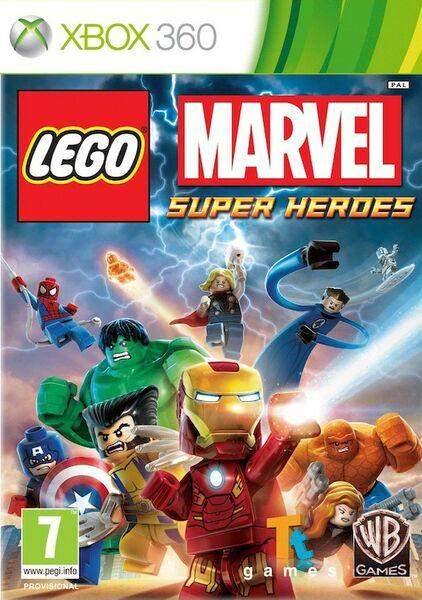 LEGO Marvel Super Heroes - Marvel Heroes Games - Marvelcom