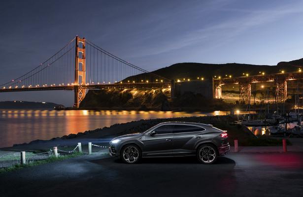 Lamborghini отзывает Urus из-заопасений поповоду пожара