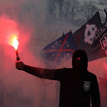 «Мадьяр наножи!» Хроника противостояния украинских националистов венграм Закарпатья