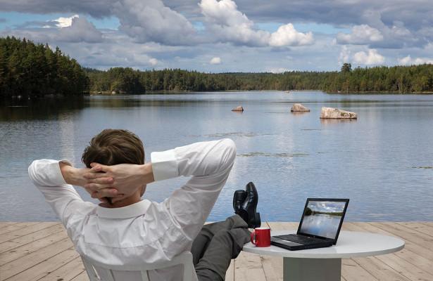 Каксотруднику оформить отпуск засчет работатадателя
