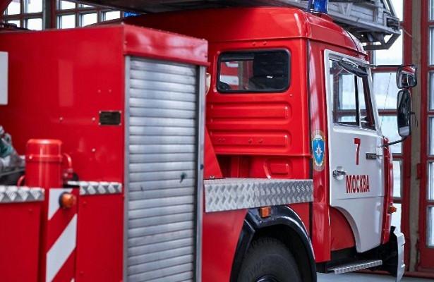 Пожар потушили вхостеле вцентре Москвы