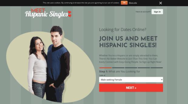 Spanish speaking dating sites