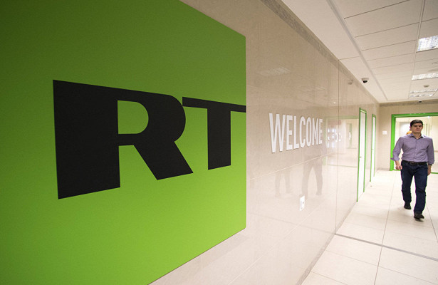 Руководство Russia Today прокомментировало прекращение вещания вКазахстане