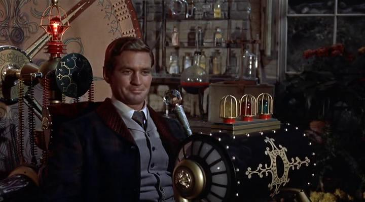 Watch The Time Machine (1960) Online Free