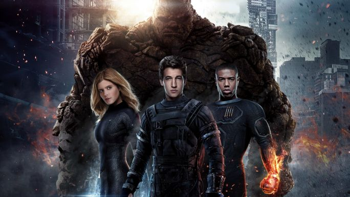 Fantastic Four 2015 Hindi Dubbed Full Movie Watch Online