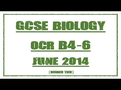 Aqa AS A level biology past papers - The Student