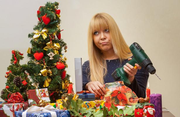 Россияне назвали худшие подарки наНовый год