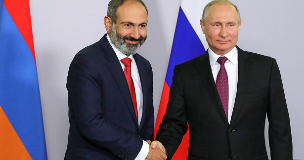Пашинян рассказал свою версию переговоров сПутиным