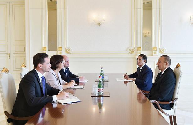 Алиев обвинил Армению взатягивании решения карабахского конфликта