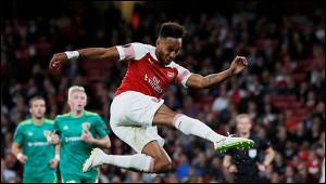 «Арсенал» обыграл «Рапид» вматче Лиги Европы