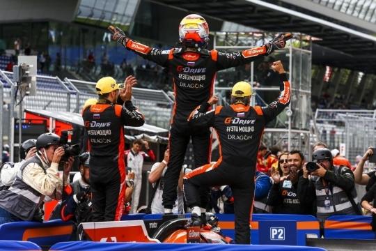 ELMS: Победа G-Drive Racing вШпильберге