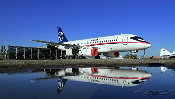ВРоссии выпустят десятки новых Sukhoi Superjet 100