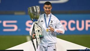 «Ювентус» завоевал Суперкубок Италии