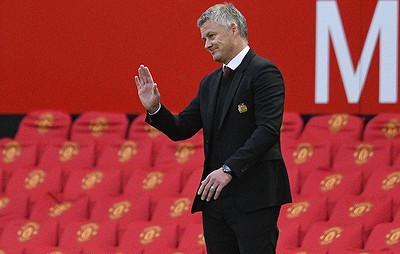 «Манчестер Юнайтед» задумался обувольнении Сульшера