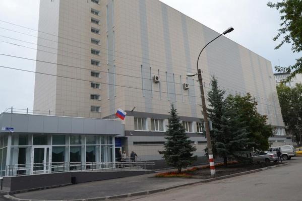 ВУльяновске наневыполненный ремонт госархива потратили 10миллионов