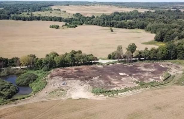 Неприятную находку вЗеленоградском округе оценивает Россельхознадзор иприродоохранная прокуратура
