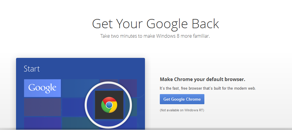 Chrome Browser Features - Google