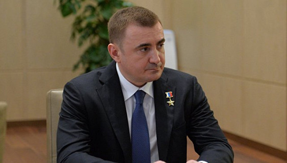 Дюмин вступил в должность губернатора Тульской области