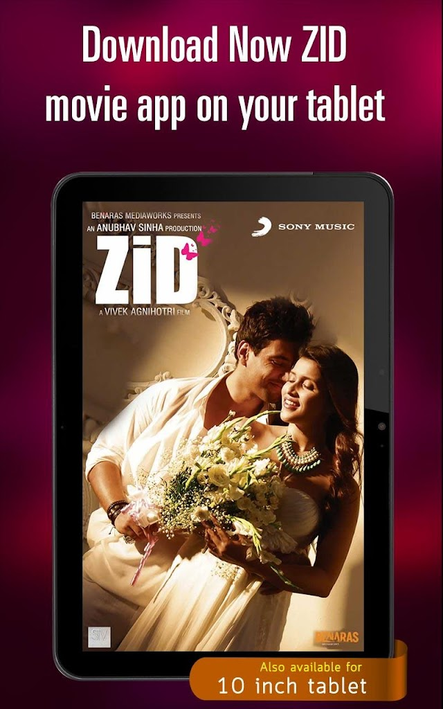 Zid (2014) (HD) Hindi Full Movie - Karanvir Sharma