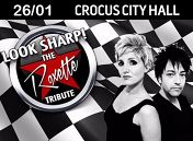 «Roxette Tribute»: Look Sharp!