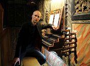 Фестиваль клавирной музыки «Hexachordum Apollinis»: Кристоф Борнхаймер (орган, Германия)