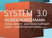 «System 3.0»: DJ Оливер Хантеман