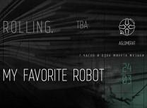 «Rolling»: My Favorite Robot, Kammerton, Sasha Kaktus, DVA, Protosoniq, dHet, Rebenok, Coming of the night, r-hz, Moodswing, Acid Test