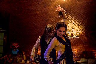 «Легенда о Ромео и Джульетте»: El Tebi Flamenco