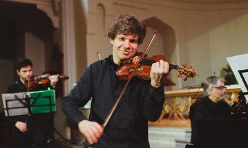 «Виртуозы скрипки и рояля. От Паганини до Гершвина»