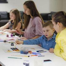 Мастер-класс для детей «Нарисуй свою историю»