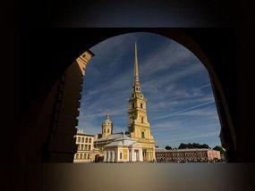 Большая обзорная +  Петропавловская крепость