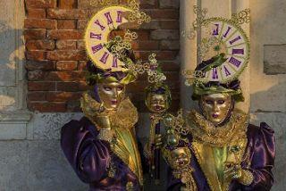 «Венеция. Отзвуки карнавала»