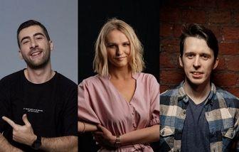 «Stand Up»: Никита Дубровский, Вера Котельникова, Самвел Кафьян