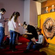 Квест в музее «Знак президента: подробная история»