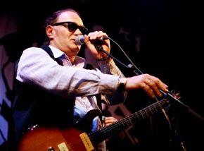 Гия Дзагнидзе и  Modern Blues Band