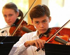 Концерт камерного оркестра``Прима ``