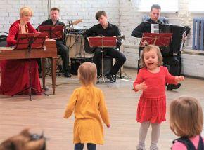 Концерт оркестра Аккорд» для взрослых с детьми