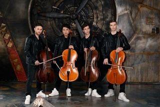 Рок на виолончелях. Рождественский концерт