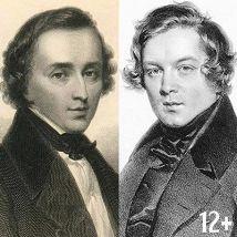 «Два гения – два юбилея. Шопен, Шуман»