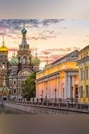 Авторская обзорная экскурсия «Старый-Новый Санкт-Петербург»